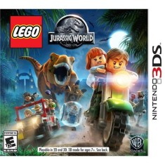 Foto Jogo Lego Jurassic World Warner Bros Nintendo 3DS