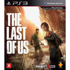 Foto Jogo The Last of Us PlayStation 3 Naughty Dog