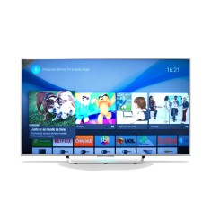 "Foto Smart TV LED 3D 75"" Sony Android 4K XBR-75X855C"