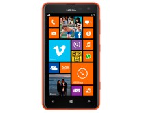 Smartphone Nokia Lumia 625 Câmera 5,0 MP Desbloqueado 8 GB Windows Phone 8 Wi-Fi 4G