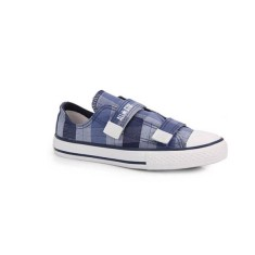 Foto Tênis Converse All Star Infantil (Menino) Ct As Specialty Plaid Ox/2V Casual