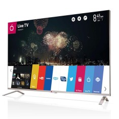 "Foto Smart TV LED 3D 47"" LG Cinema Full HD 47LB7050"