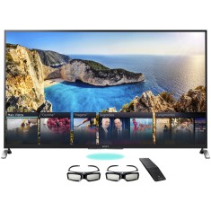 "Foto Smart TV LED 3D 70"" Sony Bravia Full HD KDL-70W856B"