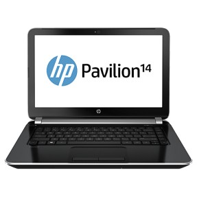 "Notebook HP Pavilion Intel Core i5 4200U 4ª Geração 8GB de RAM HD 1 TB LED 14"" Windows 8 14-n040br"
