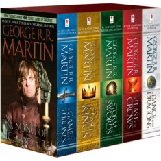 Foto A Game of Thrones - Livro De Bolso - 9780345535528