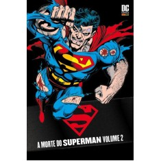 Foto a Morte do Superman - Vol. 2 - Stern, Roger; Simonson, Louise - 9788573516647