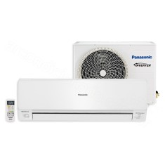 Foto Ar Condicionado Split Panasonic 12000 BTUs CS-RE12PKV71 / CU-RE12PKV71