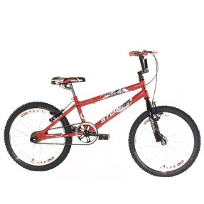 Foto Bicicleta BMX Stone Bike Aro 20 Freio V-Brake Hot Cross