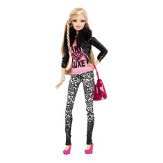 Foto Boneca Barbie Fashion and Beauty Pink Luxe Mattel