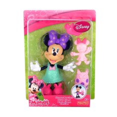 Foto Boneca Disney Minnie Festa do Pijama Mattel