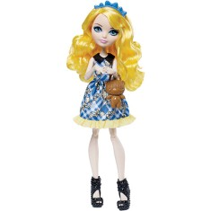 Foto Boneca Ever After High Piquenique Encantado Blondie Lockes Mattel