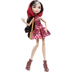 Foto Boneca Ever After High Piquenique Encantado Cerise Wood Mattel