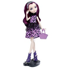 Foto Boneca Ever After High Piquenique Encantado Raven Queen Mattel