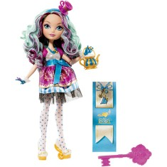 Foto Boneca Ever After High Rebel Madeline Hatter Mattel