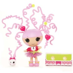 Foto Boneca Lalaloopsy Silly Hair Squirt Lil Top Buba