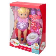 Foto Boneca Little Mommy Peniquinho Mattel