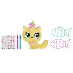 Foto Boneca Littlest Pet Shop Kitty Decore seu Pet Hasbro