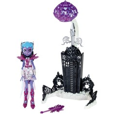 Foto Boneca Monster High Astranova e Cometa Mattel