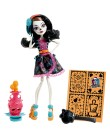 Boneca Monster High Aula de Arte Skelita Mattel
