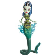 Foto Boneca Monster High Great Scarrier Reef Frankie Stein Mattel