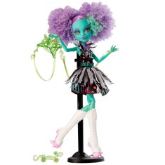 Foto Boneca Monster High Honey Swamp Freak Du Chic Mattel