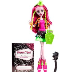 Foto Boneca Monster High Marisl Coxi Intercâmbio Monstruoso Mattel