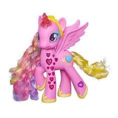 Foto Boneca My Little Pony Cutie Mark Magic Princesa Cadance Hasbro