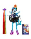 Boneca My Little Pony Equestria Girls Rainbow Dash Rainbow Rocks B1038 Hasbro