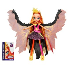 Foto Boneca My Little Pony Luxo Sunset Shimmer Hasbro