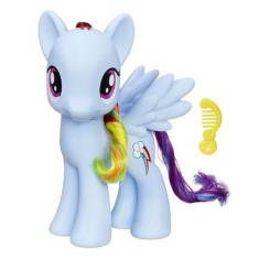 Foto Boneca My Little Pony Princesa Rainbow Dash B0368 Hasbro