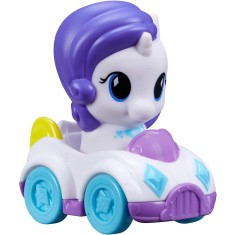 Foto Boneca My Little Pony Rarity Playskoll Friends Veículo Hasbro