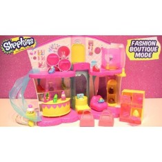 Foto Boneca Shopkins Boutique Fashion DTC