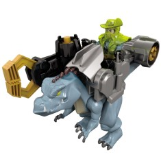 Foto Boneco Allossauro Imaginext Dinossauros BMG24 - Fisher Price