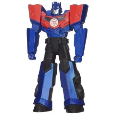 Foto Boneco Optimus Prime Robots In Disguise B1785 - Hasbro