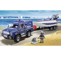 Foto Boneco Playmobil City Action 5187 - Sunny