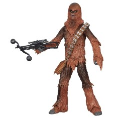 Foto Boneco Star Wars Chewbacca The Black Series A6520 - Hasbro