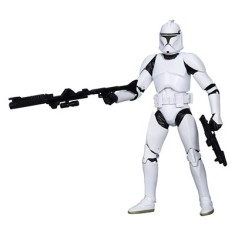 Foto Boneco Star Wars Clone Trooper The Black Series A7529/A4301 - Hasbro