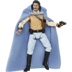 Foto Boneco Star Wars Lando The Black Series - Hasbro