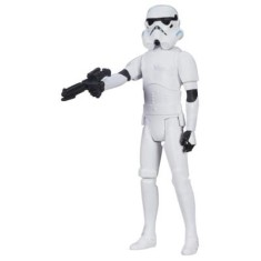 Foto Boneco Star Wars Stormtrooper Hero Series A8547 - Hasbro