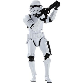 Foto Boneco Stormtrooper Star Wars The Black Series A5626 - Hasbro