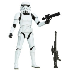Foto Boneco Stormtrooper The Black Series A4301 - Hasbro