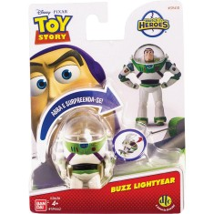 Foto Boneco Toy Story Buzz Lightyear Hatch´N Heroes - DTC