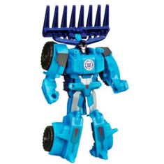 Foto Boneco Transformers Robots In Disguise One-Step Changers Thunderhoof B1731 - Hasbro