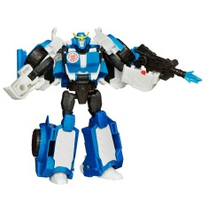 Foto Boneco Transformers StronGarm Robots In Disguise Warriors B0070 - Hasbro