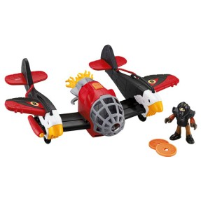 Foto Boneco Twin Eagle Imaginext T5122 - Mattel