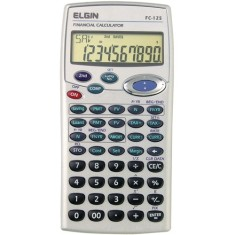Foto Calculadora Financeira Elgin FC-125