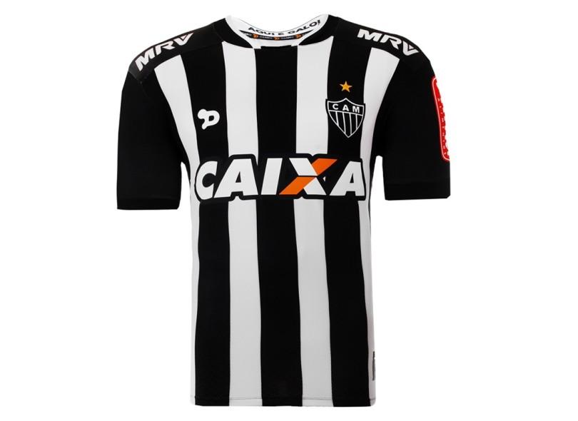 f04d041993 ... Camisa Atlético Mineiro I 2016 sem Número Torcedor Masculino Dryworld  Comparar preço - Zoom c4c18ee37b0efe  Camisa Nike Corinthians Ii 2018 ...