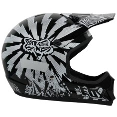 Foto Capacete Fox Tracer Off-Road