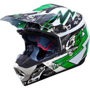 Foto Capacete Protork TH-1 Eletric Off-Road