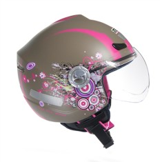 Foto Capacete Texx Arsenal New Breeze Aberto Viseira Antirrisco